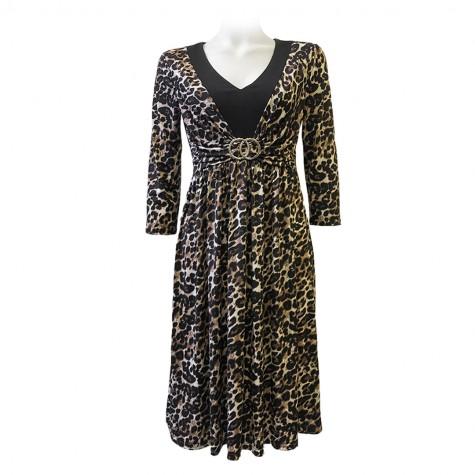 Bianca Panther Dress