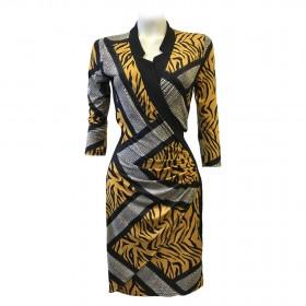 francine judicaelle dress