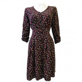 CHLOE FLOWER DRESS