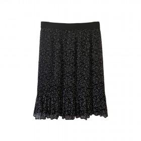 Pleated Agnes Skirt