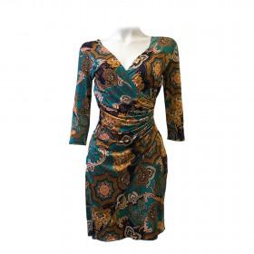 LISA CASHMERE DRESS