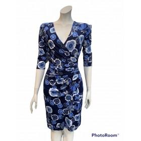 LISA FLOWER BLUE